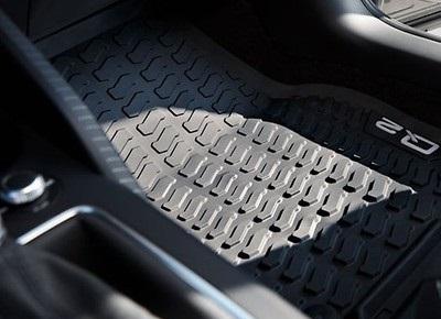 Audi Original Gummifußmatten Q2 vorn