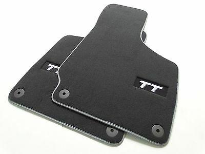 Audi Original Premium Textilfußmatten, 2er Satz für vorne, Audi TT