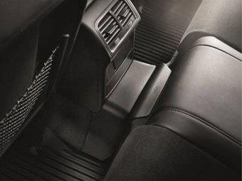 Audi Original Tunnelabdeckung