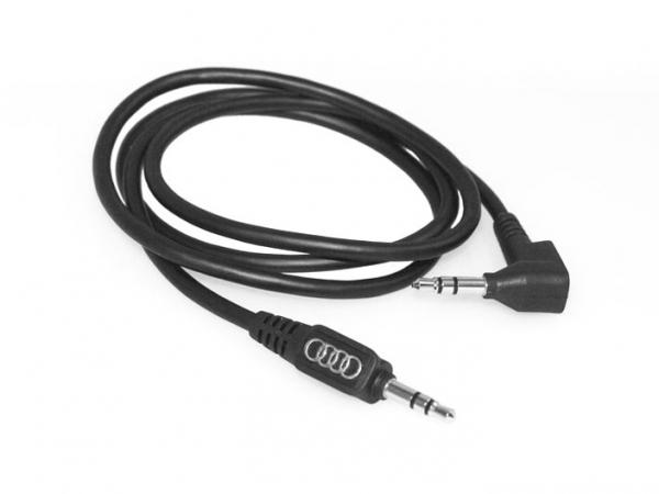 Audi Original Adapterleitung für AUX-IN Buchse