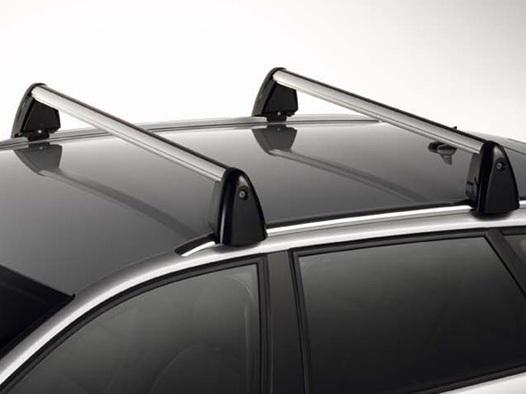 Audi Original Grundträger Audi A3 8P Sportback mit Dachreling