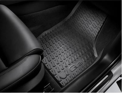 Audi Original Gummifußmatten vorn Audi Q3