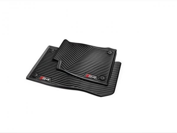 Audi Original Allwetterfußmatten für vorn, Audi S3