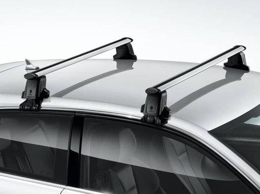 Audi Original Grundträger Audi A3 8V ab 2013 mit Zierleisten schwarz