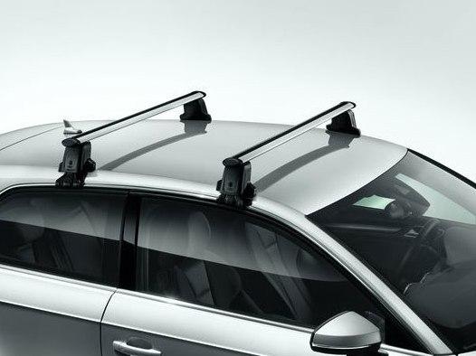 Audi Original Grundträger Audi A3 8V Sportback ab 2013 ohne Dachreling
