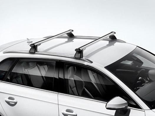 Audi Original Grundträger Audi A3 8V Sportback ab 2013 mit Dachreling