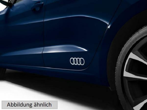 Dekorfolien Audi Ringe