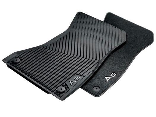 Audi Original Allwetterfußmatten A5, vorn