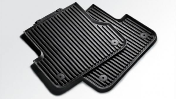 Audi Original Allwetterfußmatten für hinten, Audi A5 8W Coupe