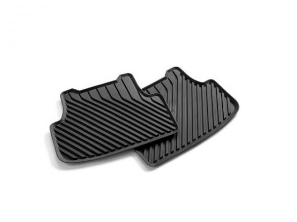 Audi Original Allwetterfußmatten für hinten, Audi A3 8Y ab 2021