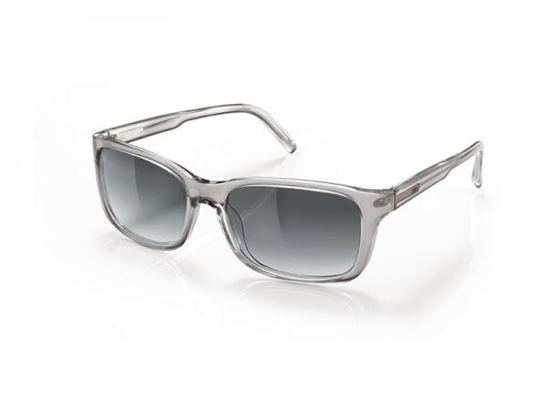 Audi Sonnenbrille transparent, Unisex