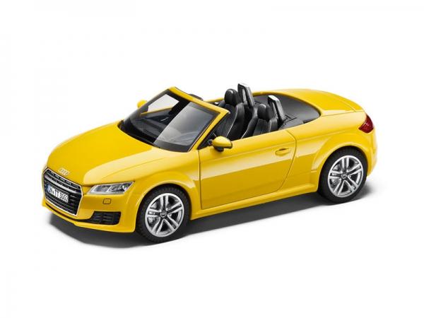Audi TT Roadster, Vegasgelb 1:43