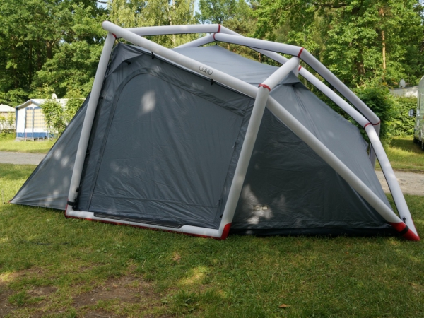 Audi Original Campingzelt, aufblasbar