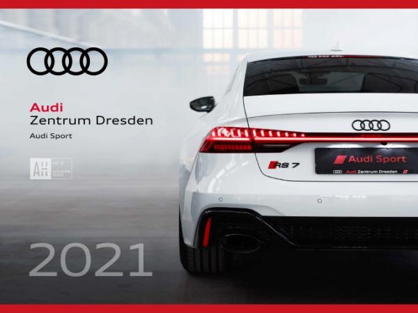 Audi Zentrum Dresden Wand-Kalender