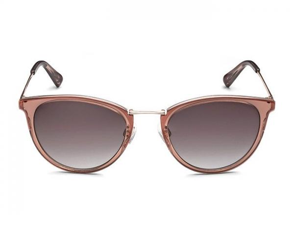 Audi Sonnenbrille, Damen, gold/transluzent braun