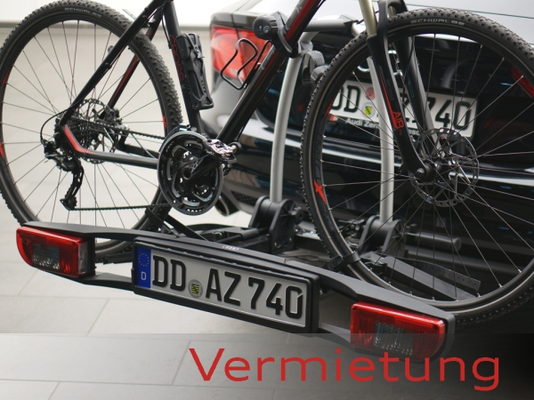 Audi Fahrradträger mieten
