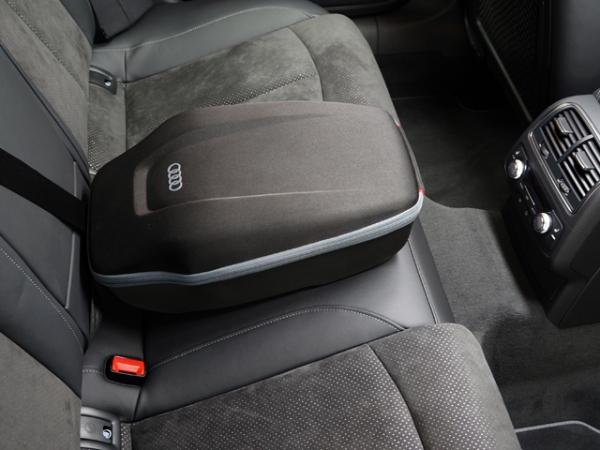 Audi Original Fondbox, Ablage für die Rücksitzbank