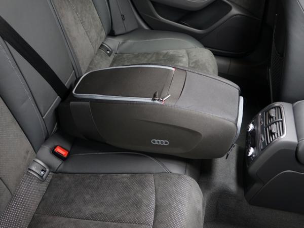 Audi Original Fondtasche, Tasche für die Rücksitzbank