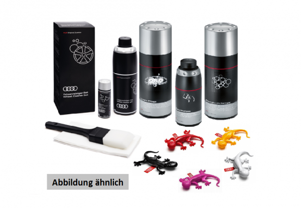 Audi Original Frühjahrspflege-Set
