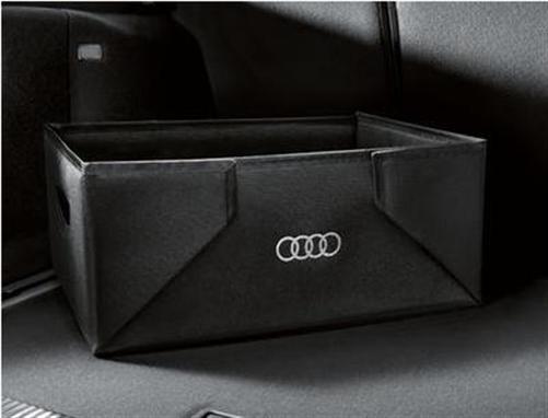 Audi Original Kofferraumbox Gepäckkorb faltbar Faltbox