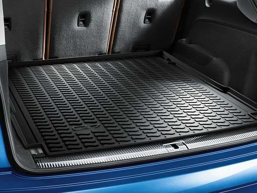 Audi Original Gepäckraumeinlage Q7 4M ab 2015