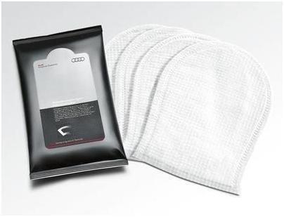 Audi Original Lederpflege-Handschuhe