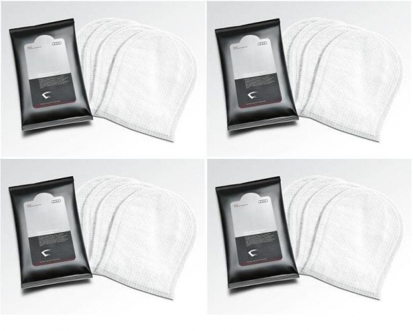 Audi Original Pflegehandschuh-Set 4-teilig