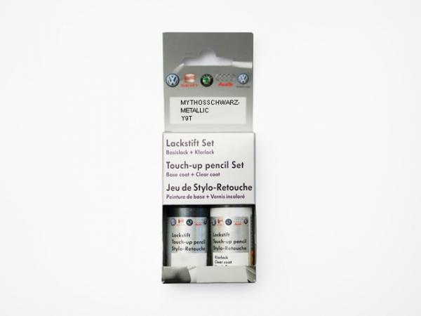 Lackstift-Set Mythosschwarz-metallic Y9T LY9T