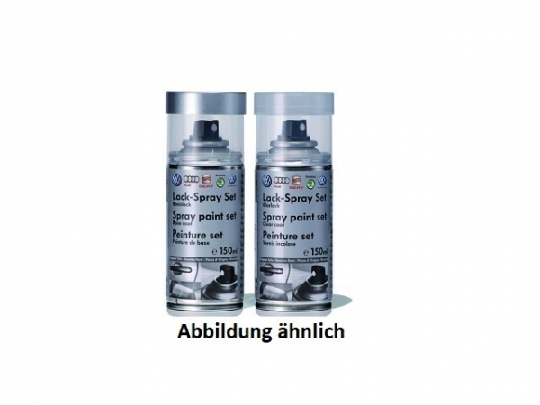 Lackspray-Set alusilber-metallic LY7M