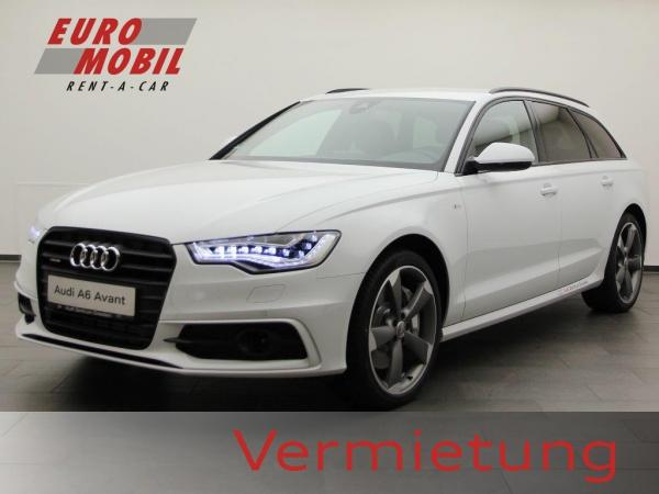 Audi A6 Avant 3.0 TDI quattro mieten