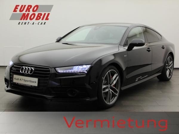 Audi A7 3.0 TDI quattro Competition mieten