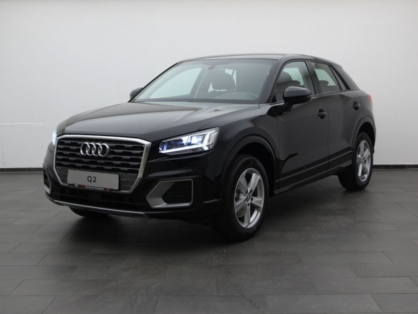 Audi Q2 1.4 TFSI cylinder on demand S-tronic mieten
