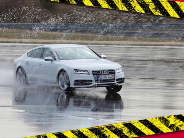 Audi Fahrsicherheitstraining